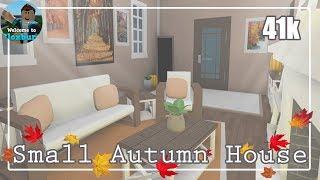 Roblox Bloxburg Small Autumn Tree House 54k Wirelessgem