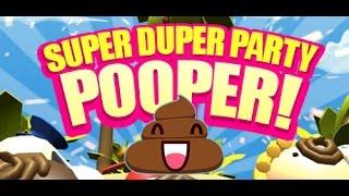 Полное Прохождение Super Duper Party Pooper