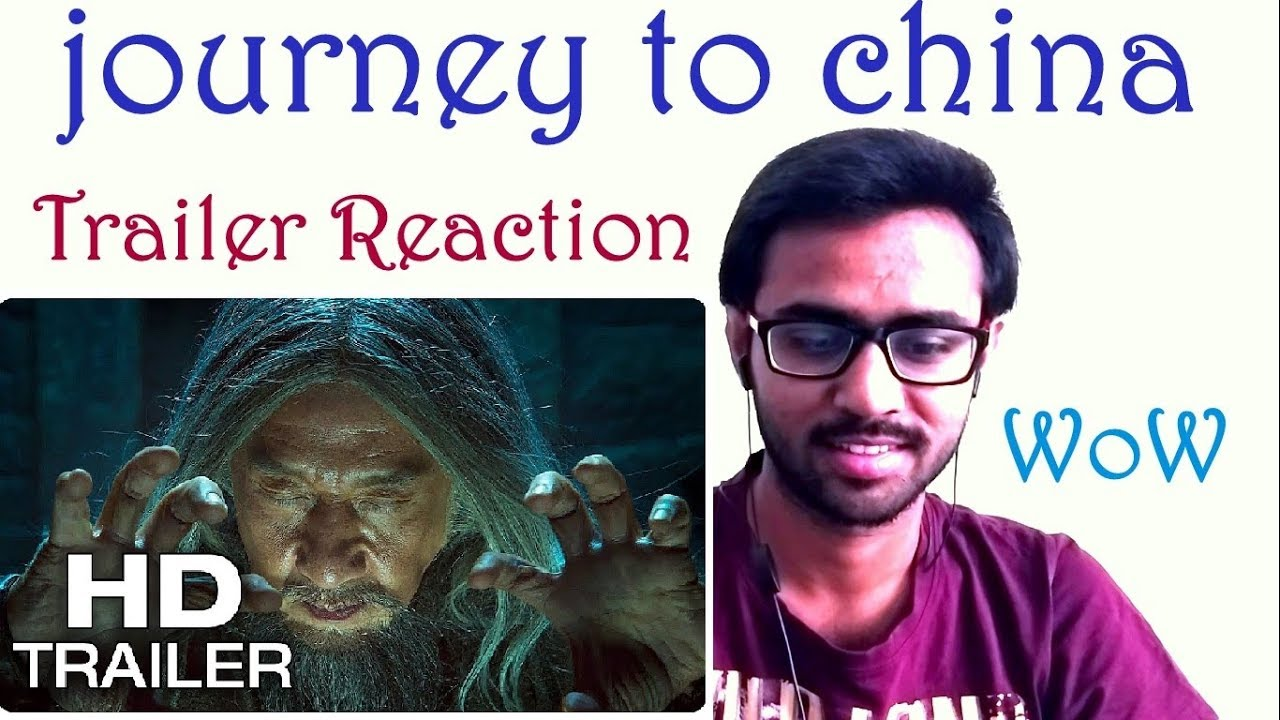 Download JOURNEY TO CHINA Trailer Reaction | Jackie Chan,Arnold Schwarzenegger I SPEXPLX