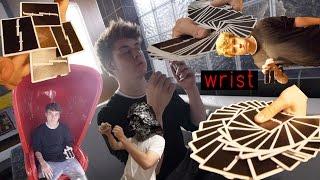 wrist | Cardistry | Zach Mueller , Franco Pascali , Chris Kenner
