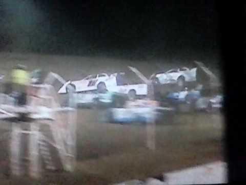 Dog Hollow Speedway 9-23-16 SLM Heat 4