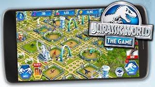 NOVA TEMPORADA, NOVA ATUALIZAÇÃO! - Jurassic World - O Jogo - Ep 356