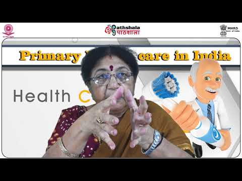 Primary Health Care in India