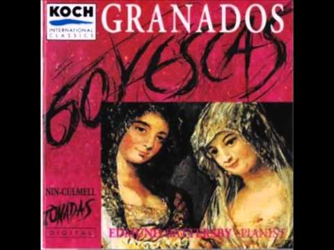 Granados: Goyescas (complete) - Battersby
