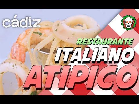 RESTAURANTE ITALIANO ATÍPICO | Gastroreview