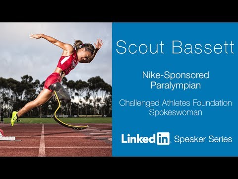 LinkedIn Speaker Series: Scout Bassett