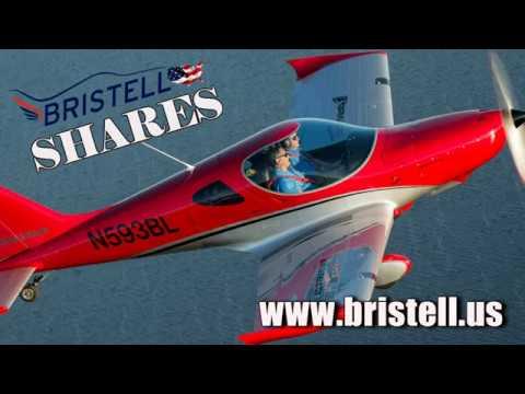 Fractional aircraft ownership, aircraft financing, Bristell Shares, Bristell Aircraft.