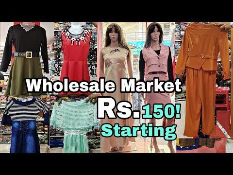 Hyderabad Wholesale Market | Western Wear | In Cheap Price |