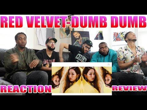 RED VELVET  레드벨벳 'DUMB DUMB REACTION/ REVIEW