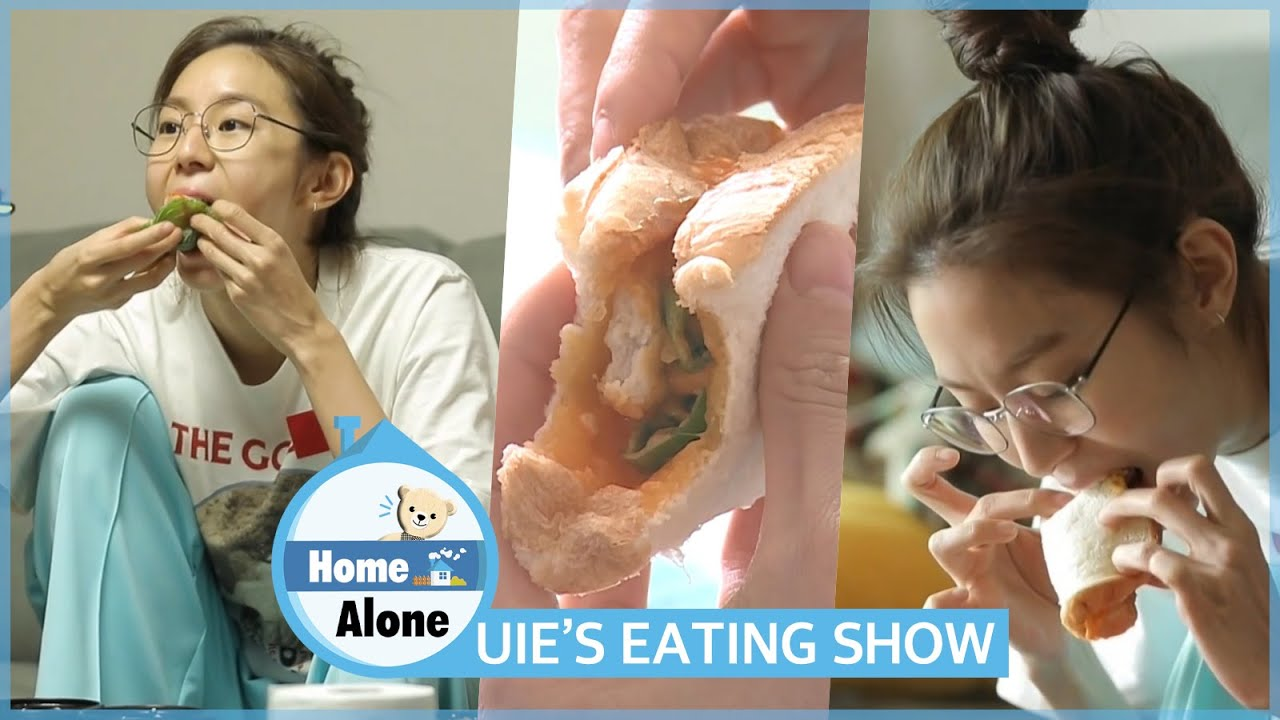"""Download [Mukbang] """"Home Alone"""" UIe's Eating Show (Spicy Food)"""
