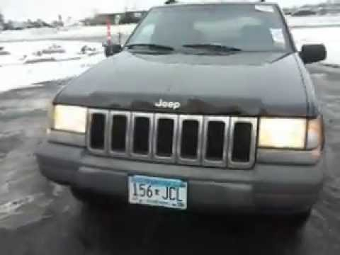 1998 jeep grand cherokee, laredo, 4x4, 4.0 6cyl!!! - youtube