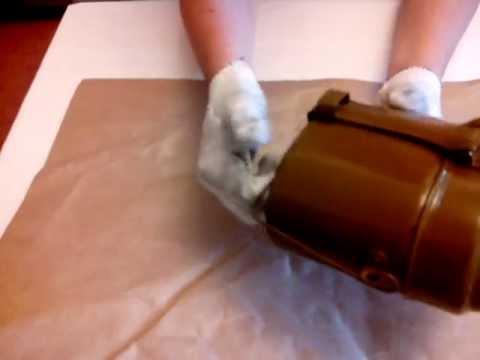 Несессер для тревожного чемодана. - YouTube