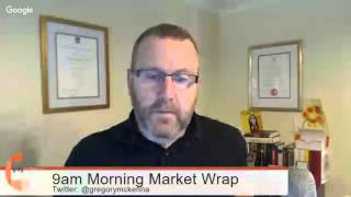 Friday Morning Market Wrap - US dollar selling, what gives