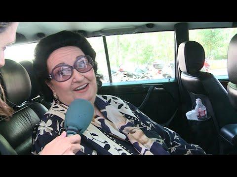 La soprano Montserrat Caballé, hospitalizada en Barcelona