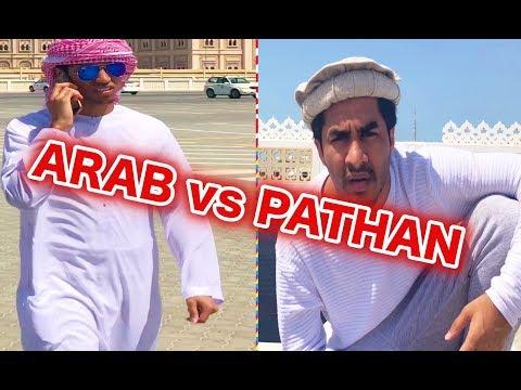 ARAB vs PATHAN