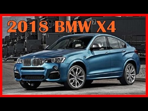2018 Bmw X4 Picture Gallery Youtube