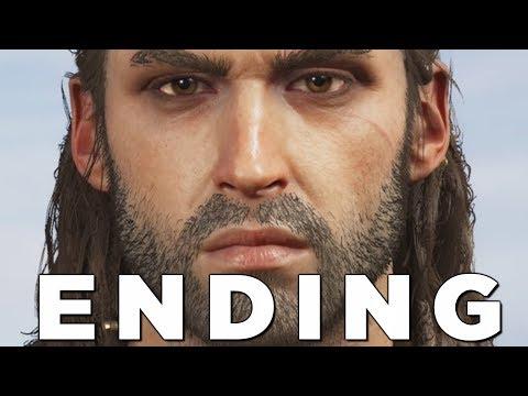 ASSASSIN'S CREED ODYSSEY FULL ENDING & EPILOGUE - Walkthrough Gameplay Part 31 (AC Odyssey)
