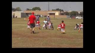 ODESSA TEXAS SEAHAWKS 2013 WEEK 1 & 2 Highlights!!