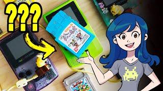My Weird Nintendo GamęBoy Color Collection (2020) - Tamashii Hiroka
