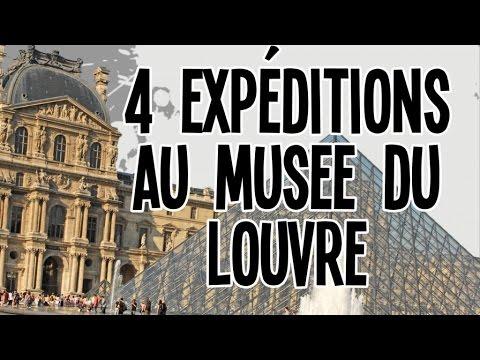 4 expéditions au Musée du Louvre - Nota Bene #19