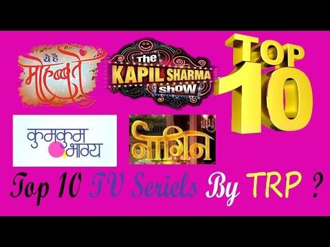 Top 10 TV Serials By TRP January 2017 [week 2]