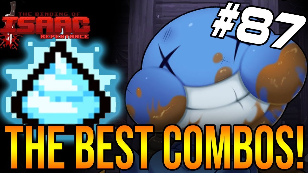 Download THE BEST COMBOS! - The Binding Of Isaac: Repentance #87