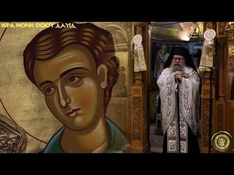 Ο Άγιος Ιωάννης ο Ρώσος με τον Άγιο Ιάκωβο Τσαλίκη (Λόγος Γέροντα Γαβριήλ)