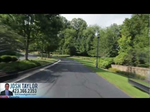 The Virginian Golf and Country Club Bristol VA Neighborhood Video Tour - Realtor Josh Taylor