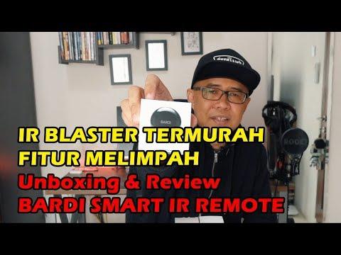 IR Blaster Remote Harga Murah.. Unboxing & Review Bardi Smart IR Remote (Bahasa Indonesia)