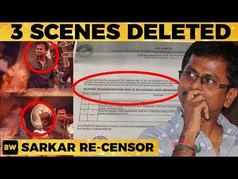 Sarkar Deleted Scenes | Thalapathy Vijay
