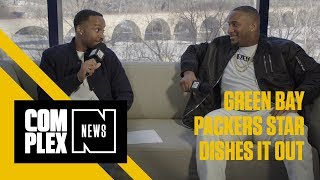 Green Bay Packers Star Mike Daniels Dishes on Ugliest Teammate, Super Bowl Prediction and More