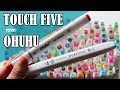 TOUCH FIVE MARKERS vs OHUHU MARKERS - Which cheap Copic alternative is better?