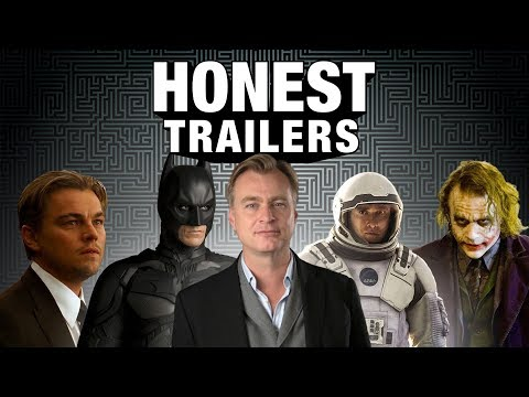 Honest Trailers - Every Christopher Nolan Movie