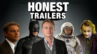 As part of the fans rewards unlocked in April we bring you Honest Trailers for Every Christopher Nolan Movie! Voiceover Narration by Jon Bailey Title design by ...