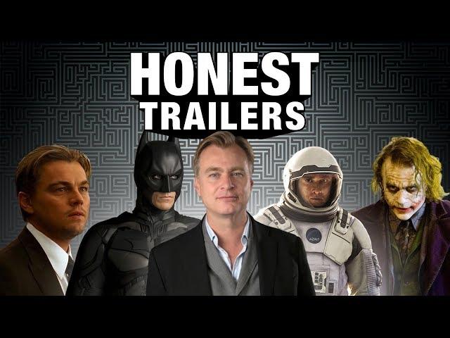 Honest Trailers - Every Christopher Nolan Movie