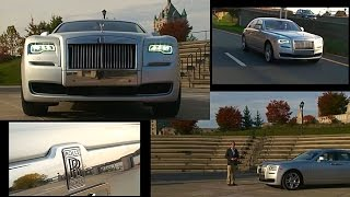Rolls Royce Ghost 2015 Review