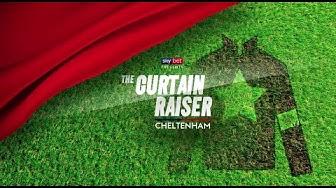 Jimmy Bullard on a horse, Al Pacino stories, Morning Line of Duty   The Cheltenham Curtain Raiser!