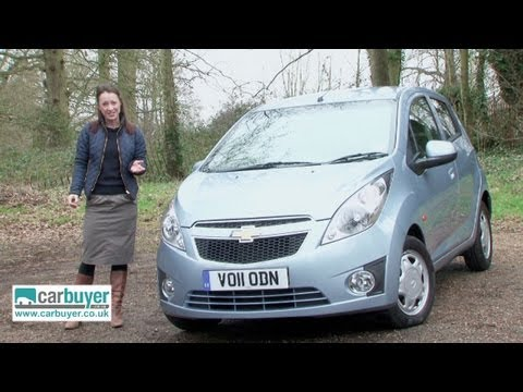Chevrolet Spark review - CarBuyer