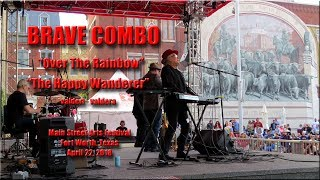 Watch Brave Combo Over The Rainbow video