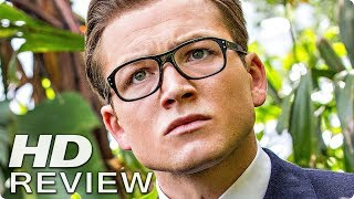 KINGSMAN 2: THE GOLDEN CIRCLE Kritik Review (2017)