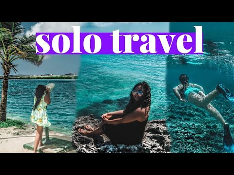 SOLO TRAVEL ADVICE + SAFETY TIPS