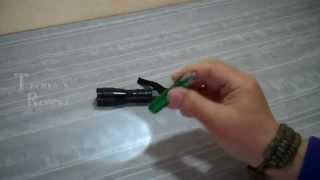 Как правильно сделать налобный фонарь за 2 минуты своими руками