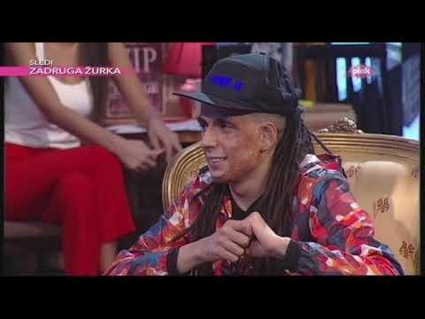 'Čitač misli' - Rasta i Alen Sakić o pesmi 1312 (Ami G Show S11)