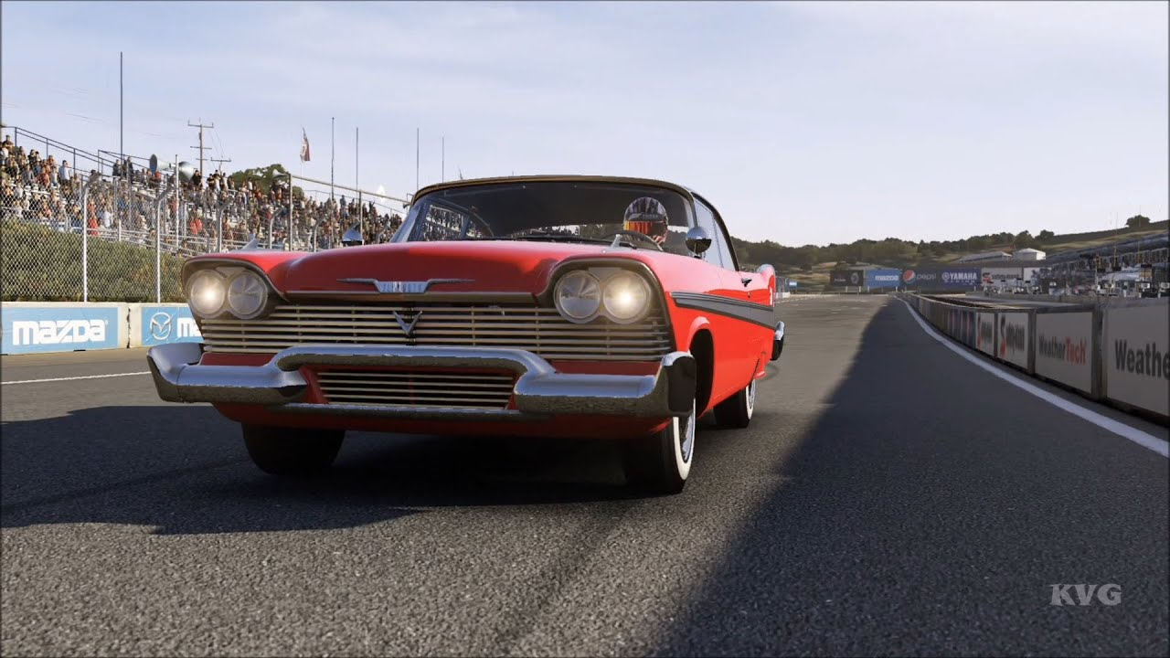 Forza 7 Car Wallpaper Plymouth Fury 1958 Forza Motorsport 6 Test Drive