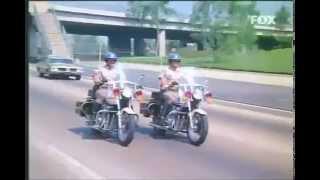 Abertura do Seriado Policial dos Anos 80 - CHIPS