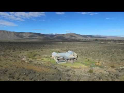 Uitkyk House: A view of the Great Karoo