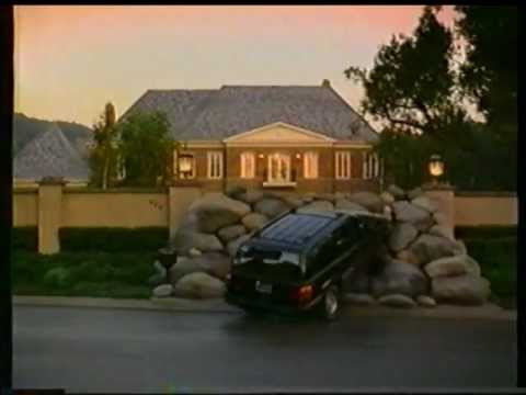 Jeep Grand Cherokee TV ad (1997, Australia)
