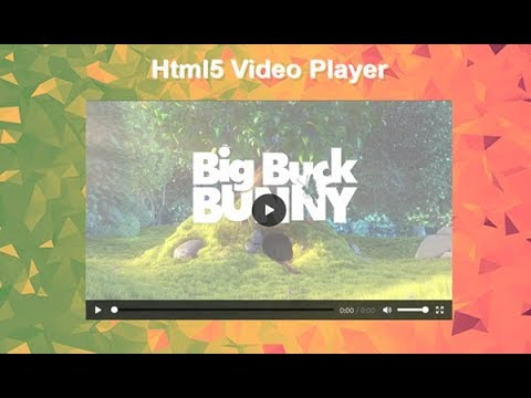 how to download html5 player