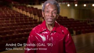 NYU Class of 2020 All-University Commencement Message from NYU Gallatin'91 Alum André De Shields