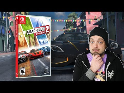 Is Gear Club Unlimited 2 The FORZA For Nintendo Switch? | RGT 85